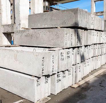 Фундамент из жби блоков